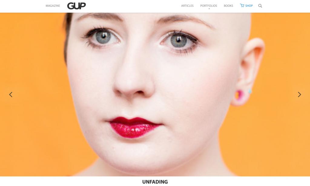 Unfading on GUP Magazine